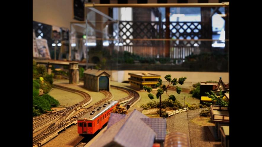 【ジオラマ】鉄道ファンから根強い人気を博していた旧岩泉線