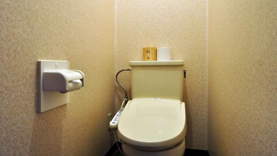 【和室10畳】セパレート式トイレ