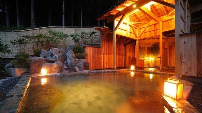 【ご夕食にもう1品!◆タラバガニの炭火焼き付】人気のバイキングに当館おすすめ料理をプラスしました!
