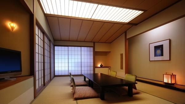 【禁煙】秀翠館 和室(10畳)