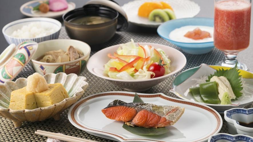【ご朝食一例】別邸うららご朝食 ※イメージ
