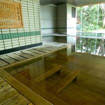 「古代檜風呂」(夏)