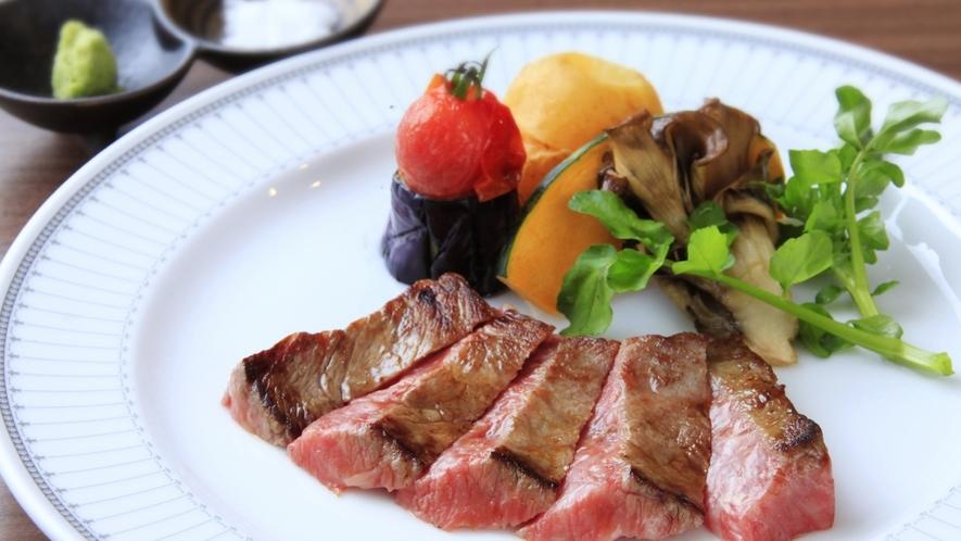 【特別プラン】前沢牛ステーキ ※イメージ