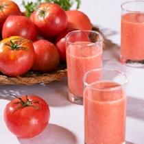 1日の元気をチャージ!朝食トマトジュース