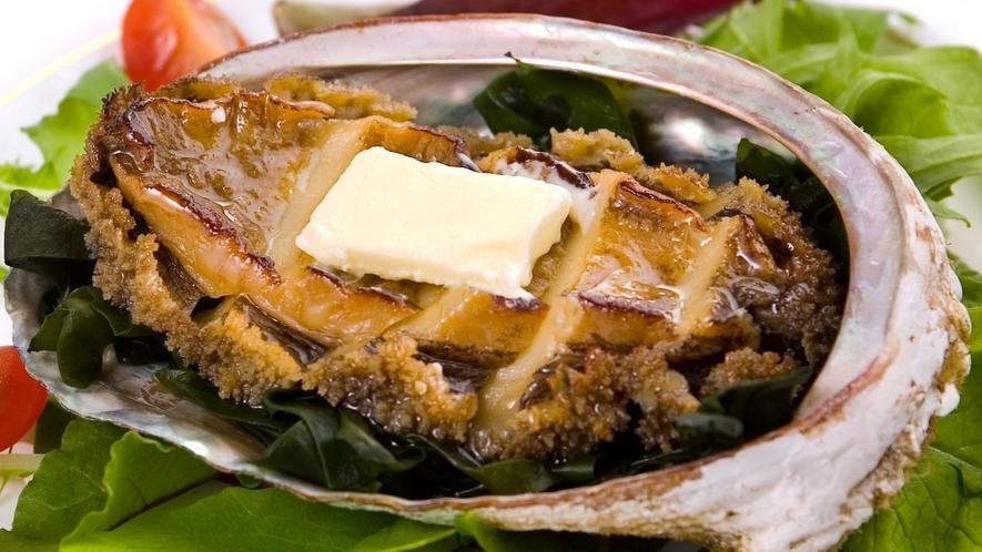 【別注料理】鮑のバター焼き ※イメージ
