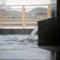 ■別邸うらら■全室自慢の温泉を給湯しております
