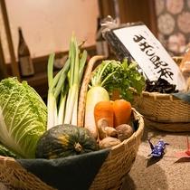■別邸うらら■岩手の旬菜をご堪能下さい