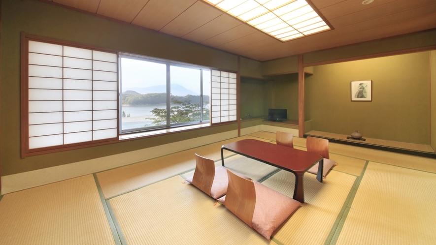 【客室一例】東館 和室/のんびり気軽に温泉宿を楽しめる、リーズナブルなお部屋です。