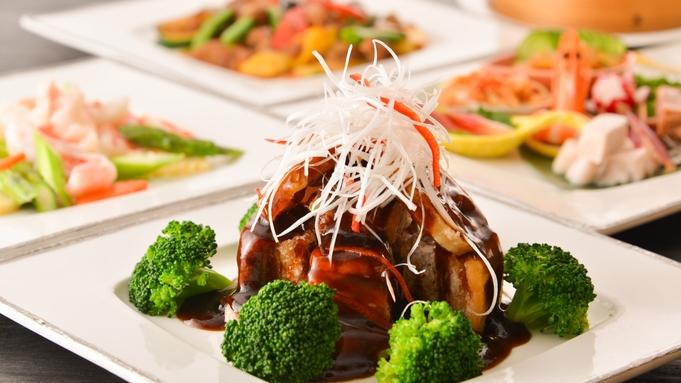 旬の味覚【中国料理】リゾートで中国料理に舌鼓