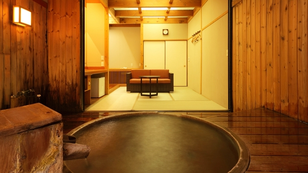 お座敷付き貸切露天風呂【11:00〜12:30利用】