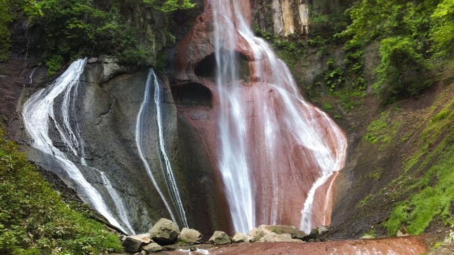 嫗仙(おうせん)の滝
