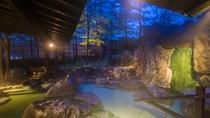 【露天風呂】名湯草津温泉を堪能できる広々とした露天風呂。