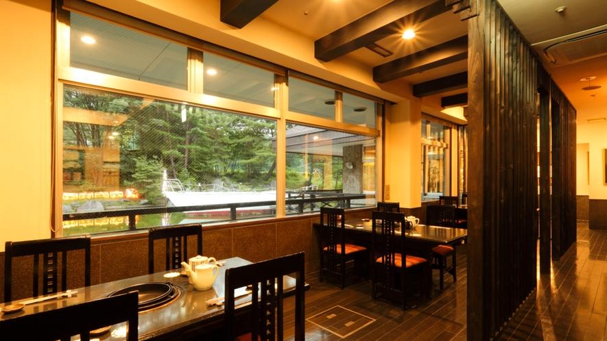 日本料理「紅流茶/くるーざー」