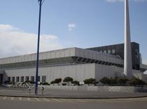 苫小牧市総合体育館 ホテル杉田から徒歩10分
