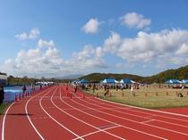 苫小牧市営緑ケ丘陸上競技場