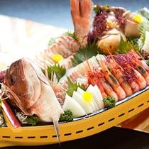 ◆地魚の舟盛◆