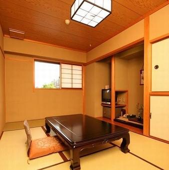 こぶりなお部屋☆和室7畳タイプ