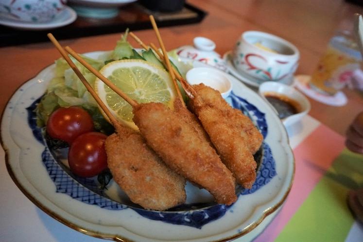 お子様用料理の一例【ご夕食】
