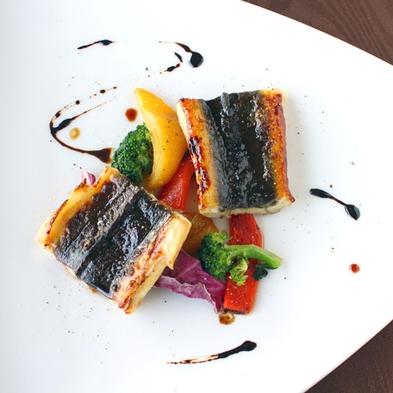 【イタリアン】日本海の幸グレードアップコース。北陸の魚介を堪能するには絶品イタリアンがオススメ!