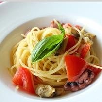 イタリアン パスタの一例