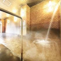 ラドン温泉浴室(男性用)