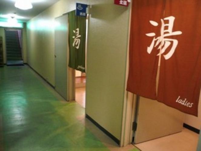大浴場/入口