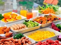 朝食バイキング※イメージ写真
