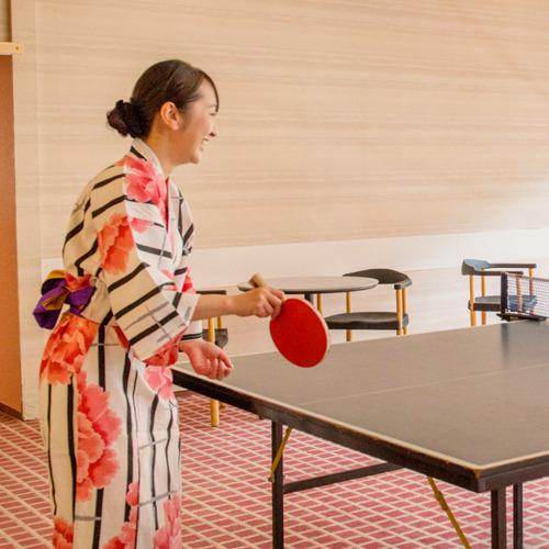 ◆卓球カップル・左◆