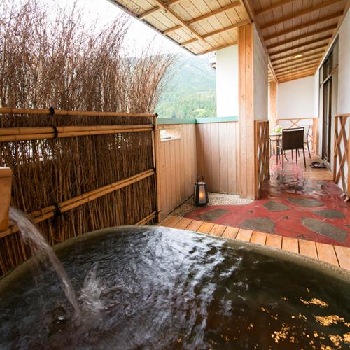 ◆「風のいざない」露天風呂◆
