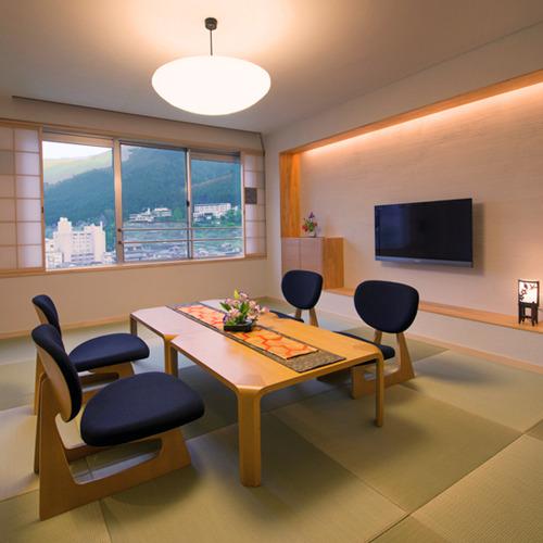 ◆陶川閣◆最上階◆≪リニューアル◇禁煙室≫