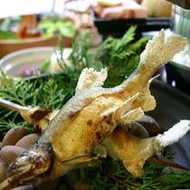 鮎の塩焼き(イメージ)