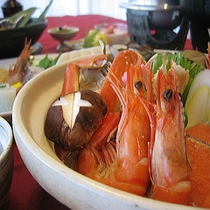 きのこと海鮮鍋 (イメージ)