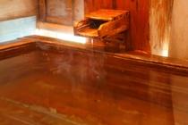 貸切露天風呂(天然温泉)月の湯