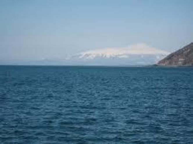 出羽富士鳥海山