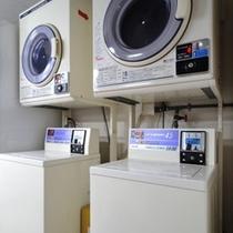 コインランドリー  洗濯250円(洗剤付)  乾燥機30分100円