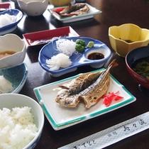 【朝食】の一例