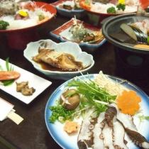 【夕食】の一例