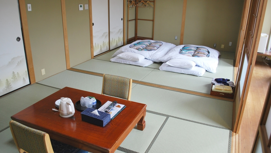 *16帖和室【喫煙】☆1室限定☆