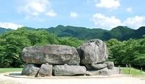*石舞台古墳【明日香村】京奈和・御所経由で約35分。高取町経由でも行けます。