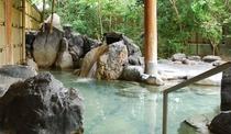 *大人気♪ 当館自慢の露天風呂。100%天然温泉!