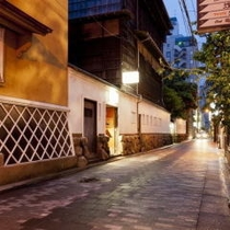 古町(鍋茶屋通り)