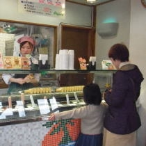 手づくりアイスクリーム ジェラテリアポポロ(マリンピア日本海近く)