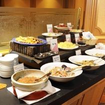 朝食バイキング(和食)
