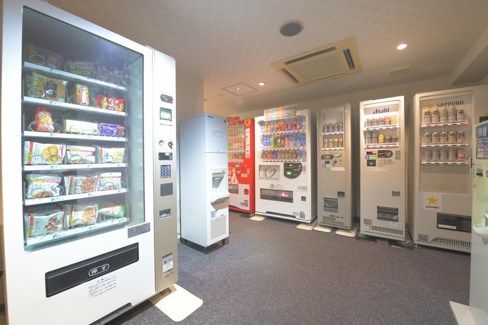 自動販売機コーナー(3)