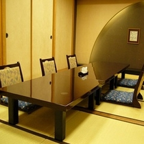 4階レストラン伊勢路個室『鈴・桜の間』
