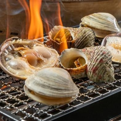 3種類の味が楽しめるサザエの壷焼きや地野菜を使った料理など食べ放題!郷土料理バイキング