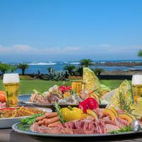 【日帰り】 手ぶらで楽しめる★海を見ながらテラスでバーべキュー食べ放題★シーサイドプールで遊ぼう♪