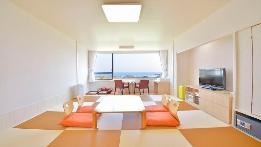 【ペットルーム】琉球畳の10畳和室