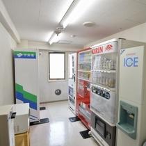 4・7階 自販機コーナー