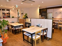 北海道まるごとダイニング うまいっしょ!千歳店 テーブル席